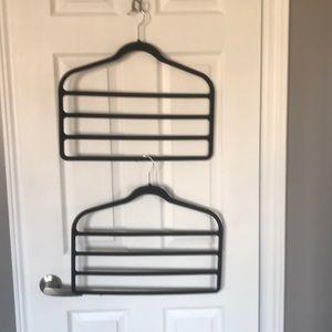 Velveteen multi hangers